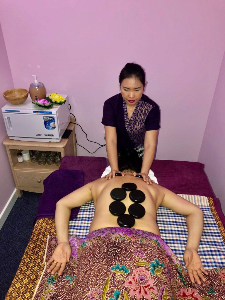 Thai Hot Stone Massage