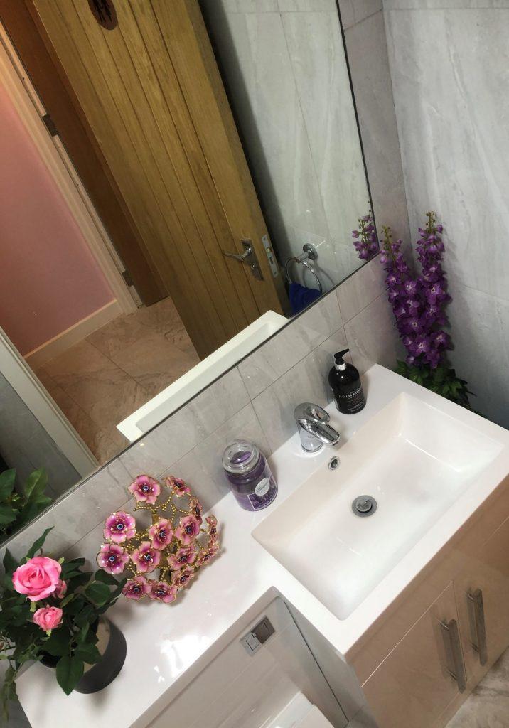 Wash Basin Toilet